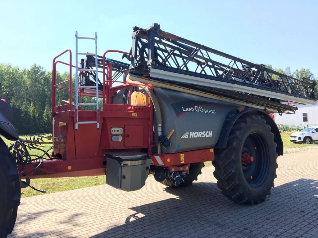 Horsch Leeb GS 6000, Miglotāji, Lauksaimniecība