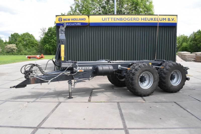 Peecon HS19000 XXL Cargo compact, Overige aanhangers, Landbouw