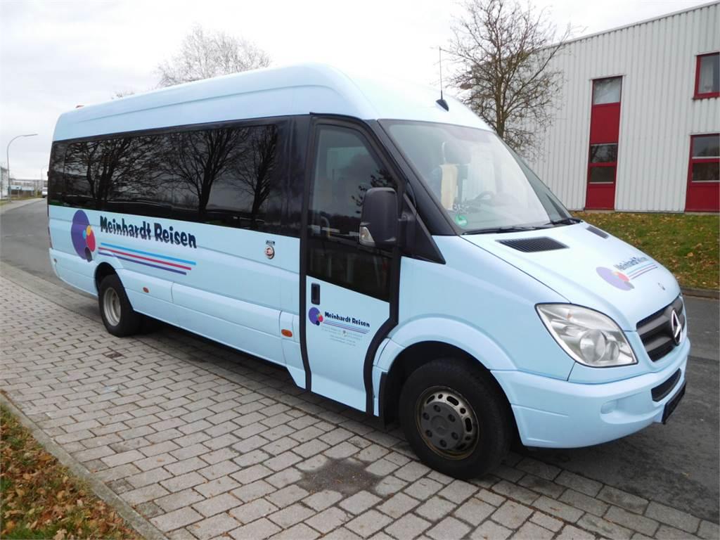 Mercedes-Benz 516 CDISprinter, Mini buses, Transportation