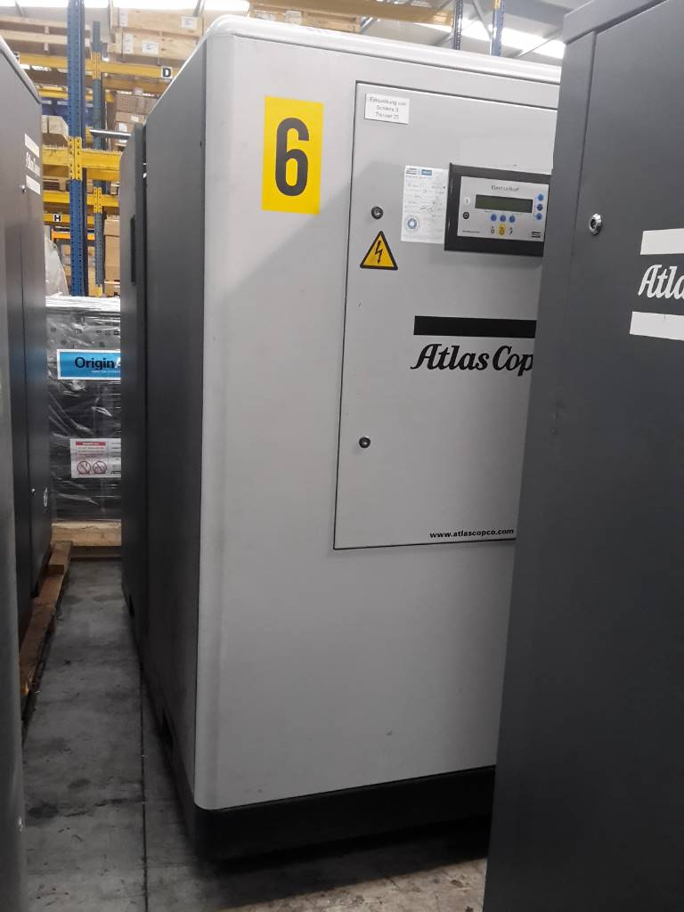 Atlas Copco FD 2400 VSDW, Compressed air dryers, Industrial