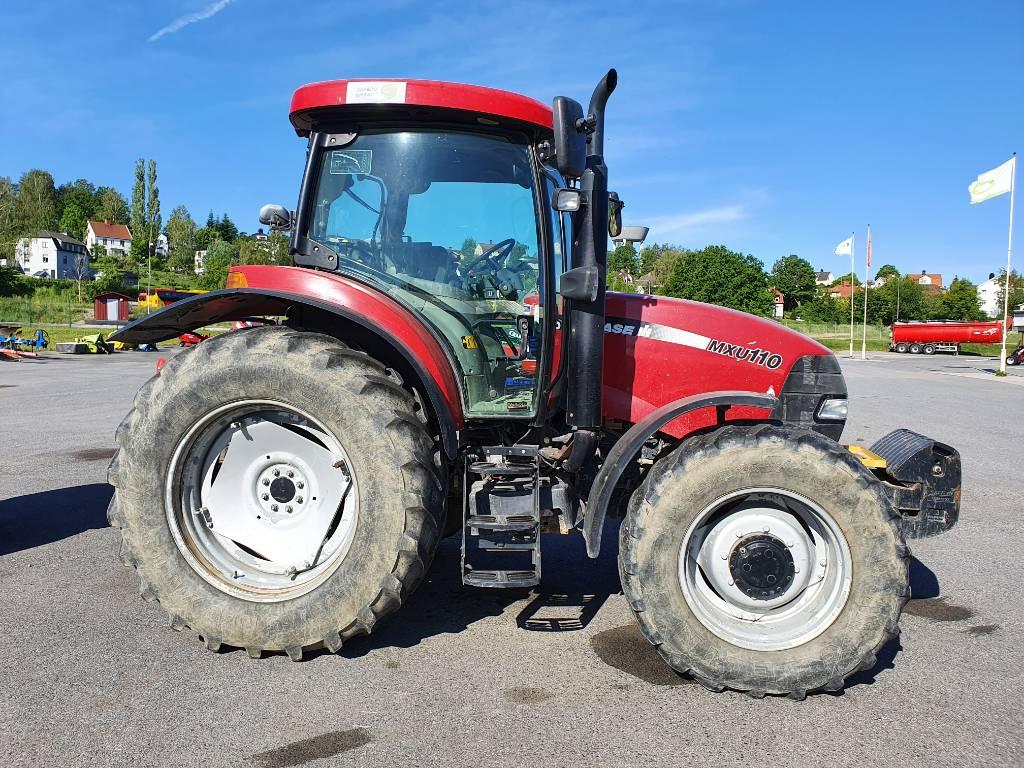 Case IH MXU 110, Traktorer, Lantbruk
