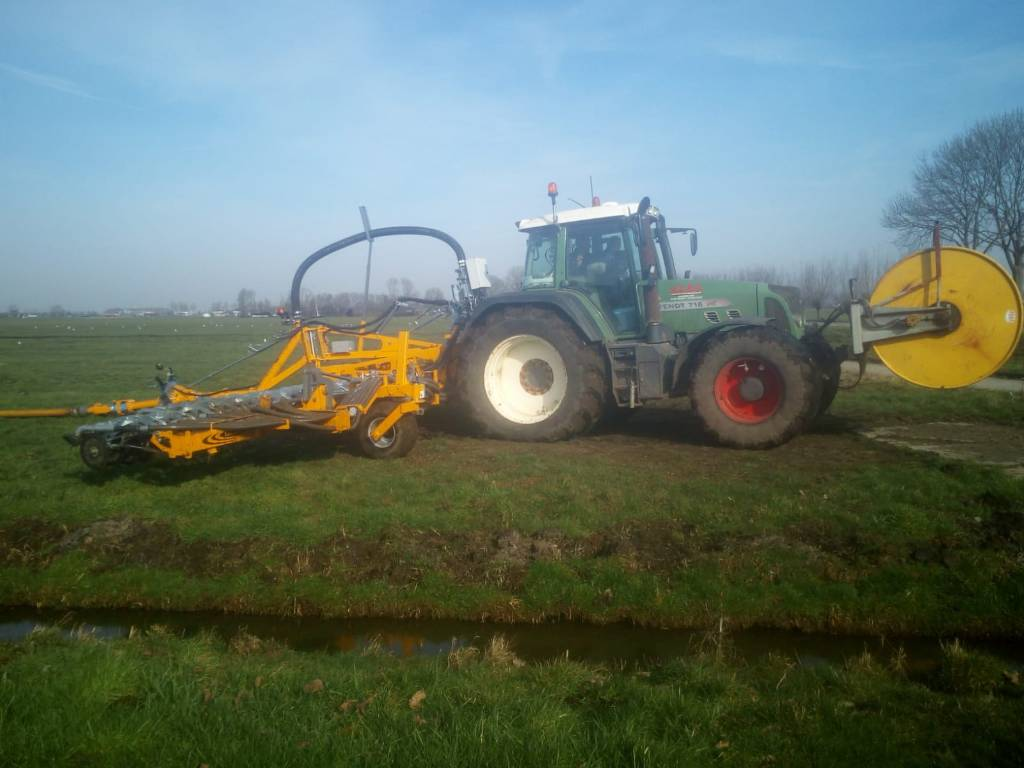 Tjalma HD 1237,5, Slurry Tankers, Agriculture