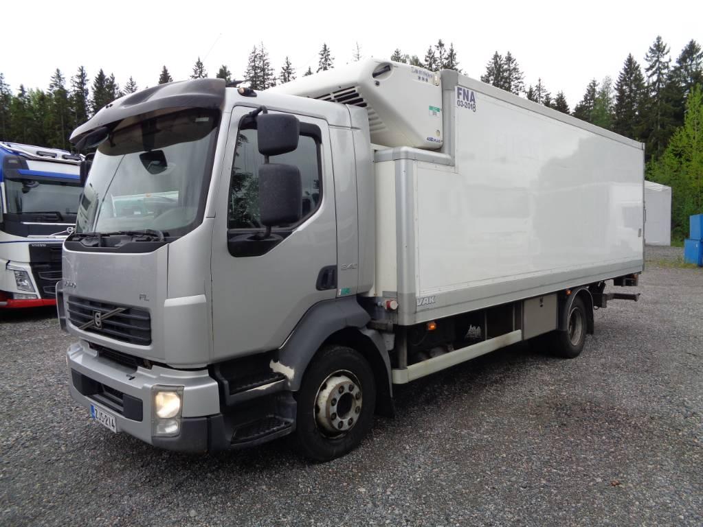 Volvo 240, Kylmä-/Lämpökori kuorma-autot, Kuljetuskalusto