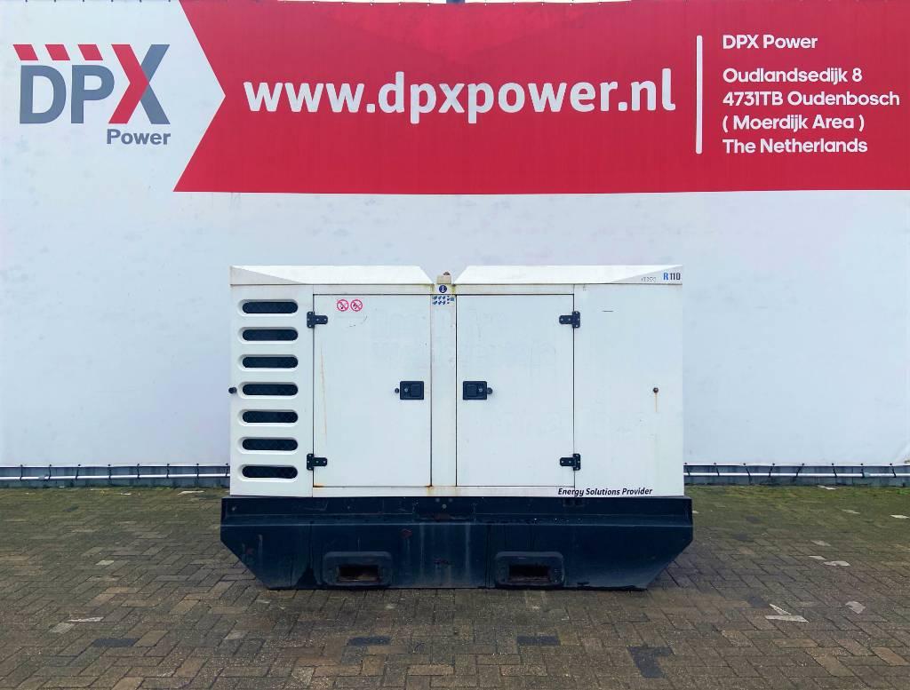 Sdmo R110C3 - John Deere - Stage IIIA - DPX-12359, Diesel generatoren, Bouw