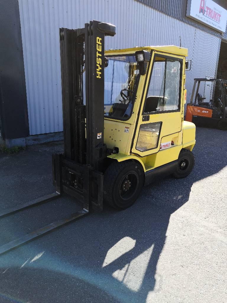 Hyster H 3.00 XM, Dieseltrukit, Materiaalinkäsittely