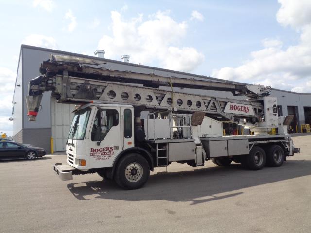 Putzmeister TB80, Concrete Equipment, Construction Equipment