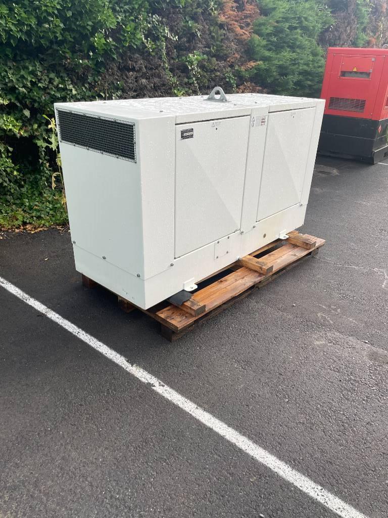 [Other] INTERMETAL MOTOR JOHN DEERE - STAMFORD - 60 KVA, Diesel generatoren, Bouw