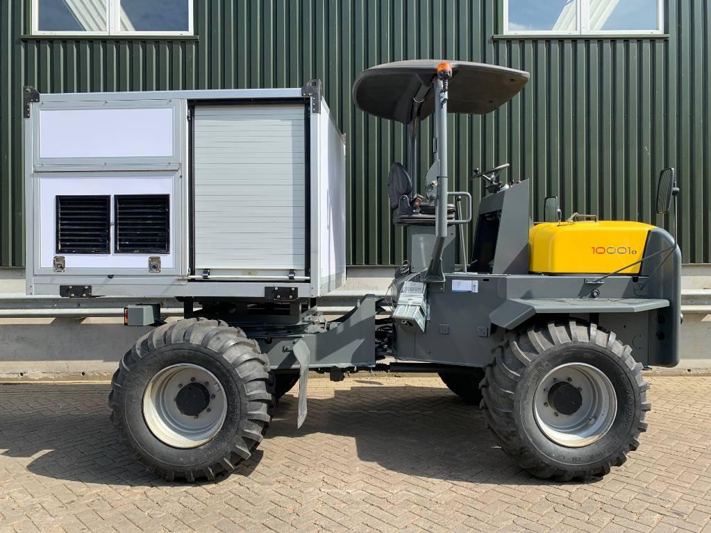 Wacker 4x4 ROTATING UTILITY KIT, Utility machines, Groundcare