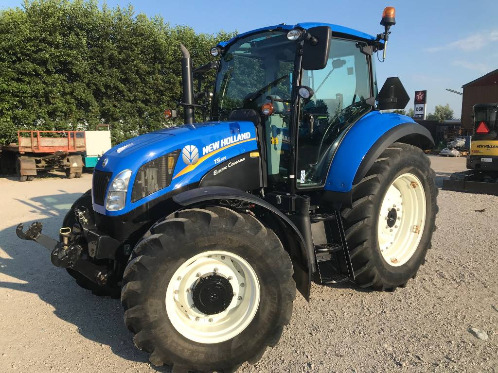 New Holland T5.105 Electro Command, Tractoren, All Used Machines