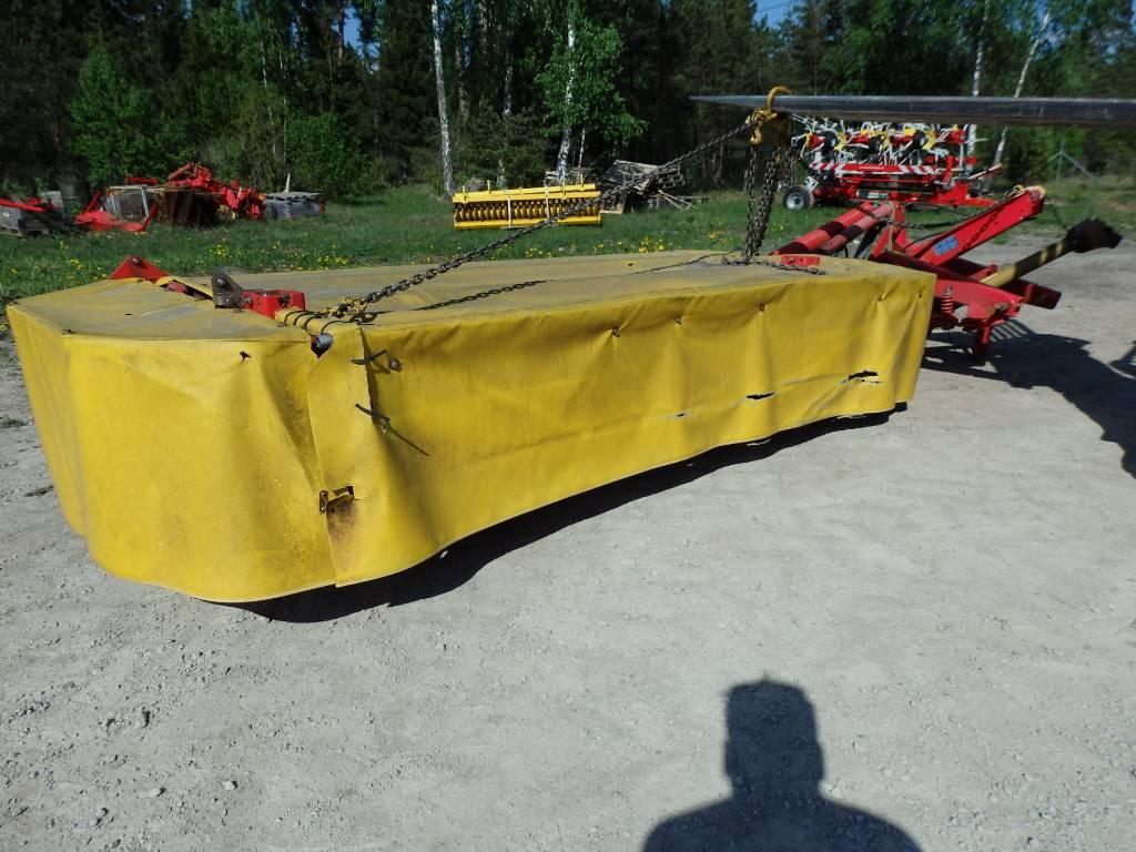 Pöttinger NovaDisc 305, Niidukid, Põllumajandus
