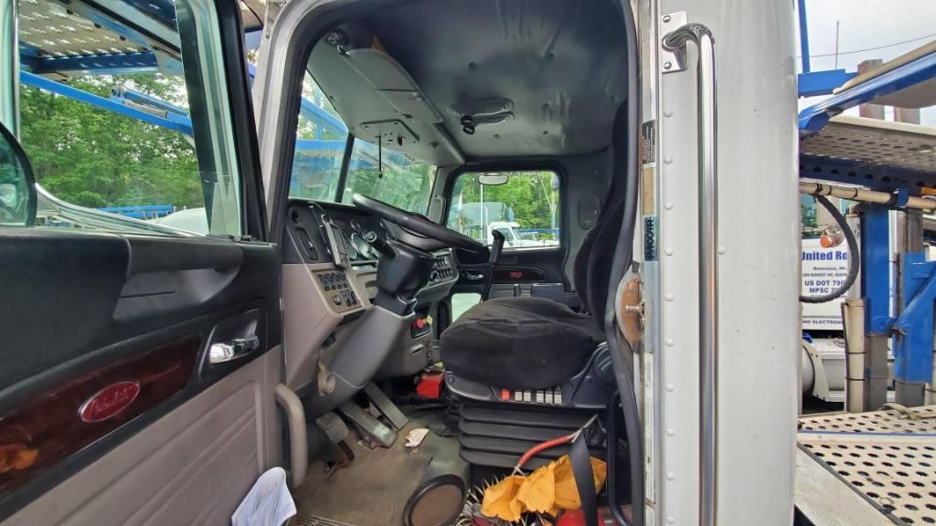 9853 Peterbilt 365, Car Haulers, Trucks and Trailers