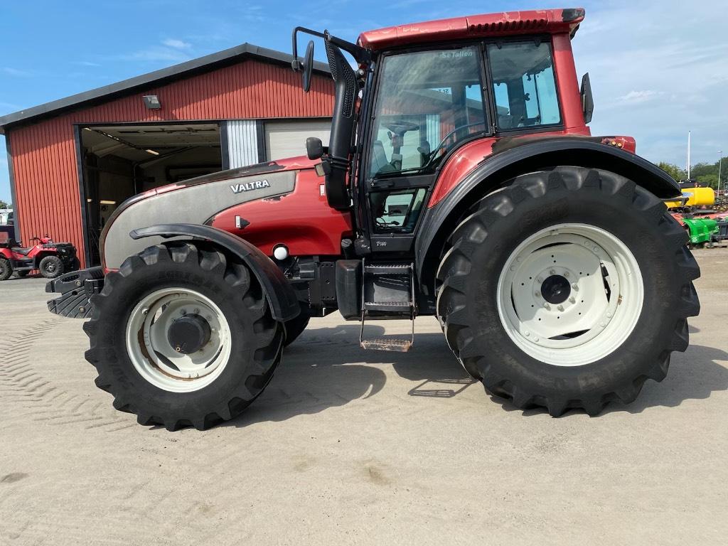 Valtra T 160 fjädrad axel, vändbarstol, Traktorer, Lantbruk