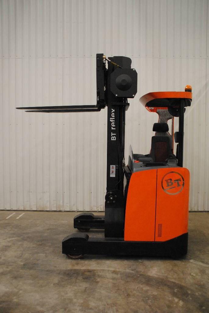 BT RRE160 E, Skjutstativtruck, Materialhantering