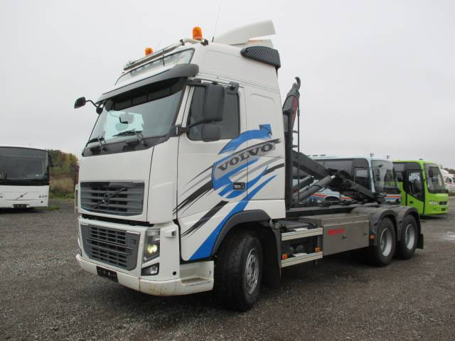 Volvo FH16 6X4, Tow Trucks / Wreckers, Trucks and Trailers