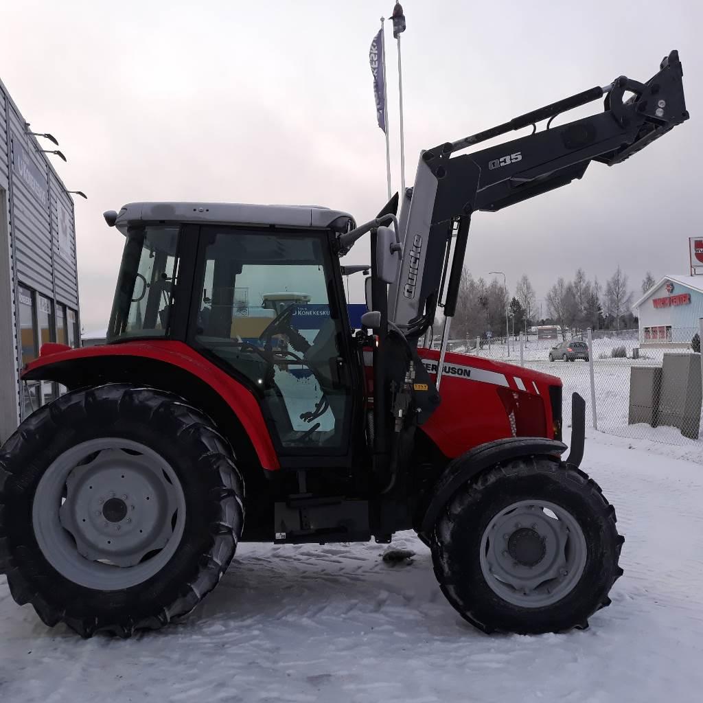 Massey Ferguson 5435 Dyna4, Traktorit, Maatalous