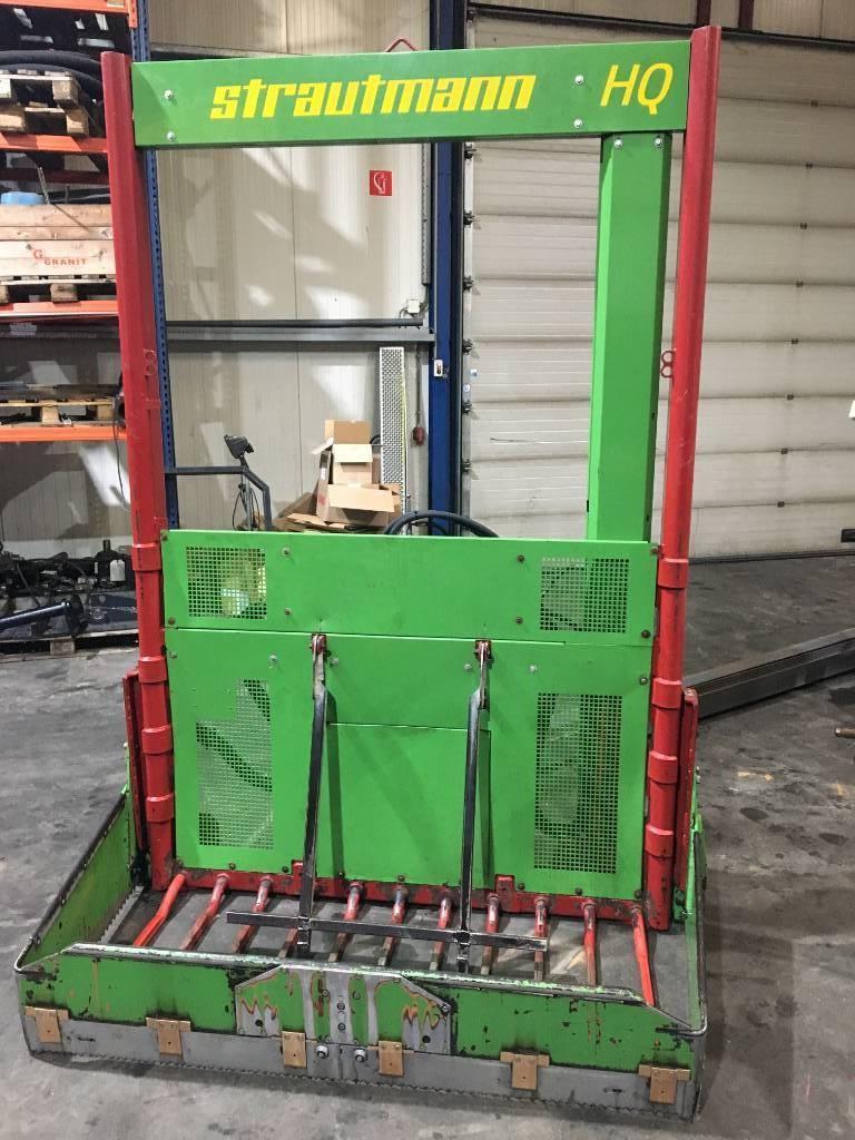 Strautmann HQ 2800, Silo Unloading Equipment, Agriculture