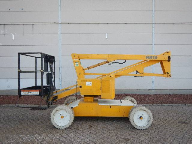 Niftylift HR10 E, Boom Lifts, Construction