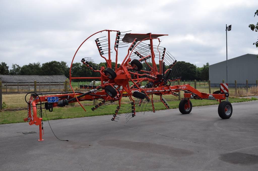 Kuhn GA6620 GA 6620 Masterdrive, Zwadharken, Landbouw