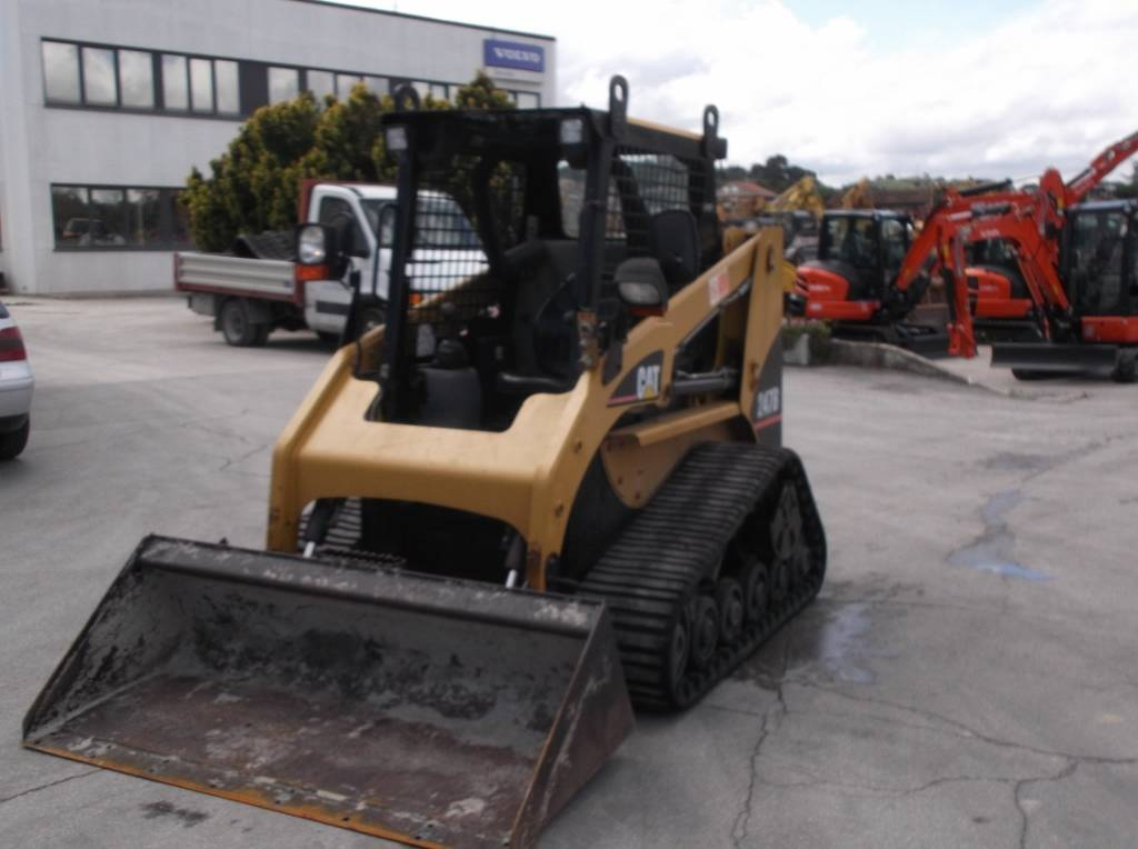 Caterpillar 247 B, Skid Steer Loaders, Construction Equipment