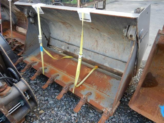Volvo Klappschaufel für L25F P, Buckets, Construction Equipment