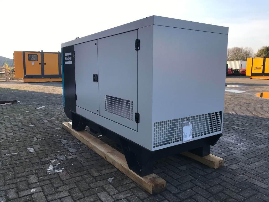 Atlas Copco (WUXI) QIS 95 - 95 kVA Generator, Diesel generatoren, Bouw