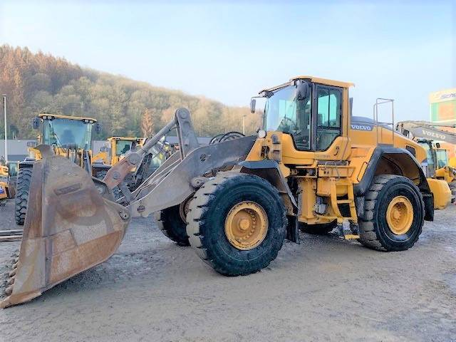 Volvo L 180 H, Wheel Loaders, Construction Equipment