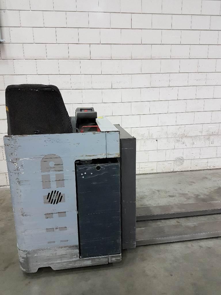 Atlet XLL200, Electro-pallettrucks, Laden en lossen