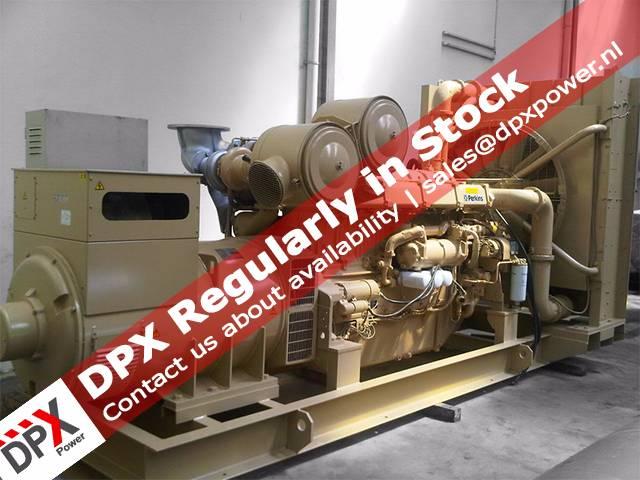 Perkins 2506 Generatorset, Diesel generatoren, Bouw