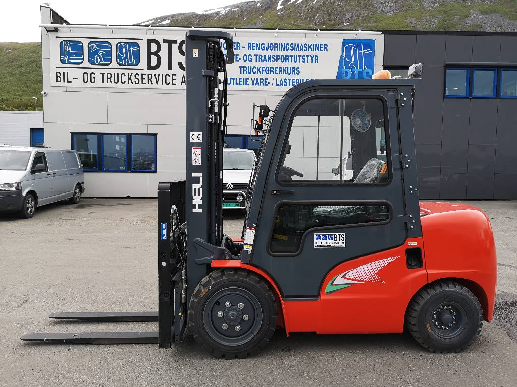 Heli CPCD35-W15G2 - 3,5 tonns dieseltruck (PÅ LAGER), Diesel Trucker, Truck