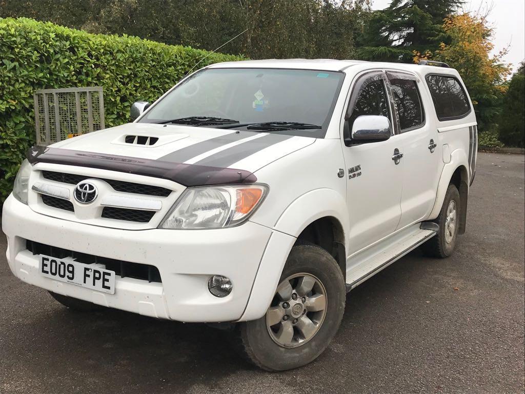 Toyota Hilux, Pick up/Dropside, Transportation