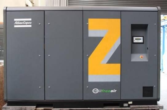 Atlas Copco ZR 355, Compressors, Industrial