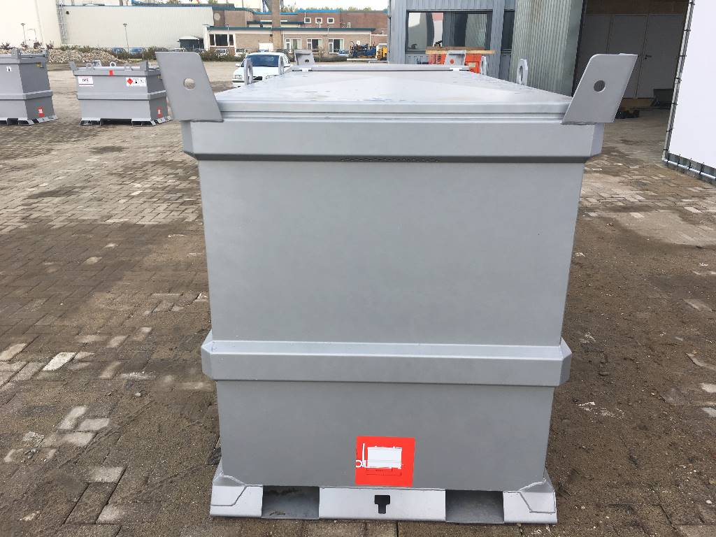 [Other] New Diesel Fuel Tank 3.000 Liter - DPX-31024, Anders, Bouw