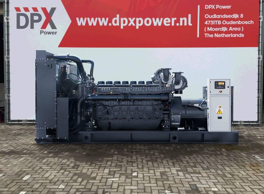 Perkins 4012-46TWG2A - 1.400 kVA Generator - DPX-15721, Geradores Diesel, Construção