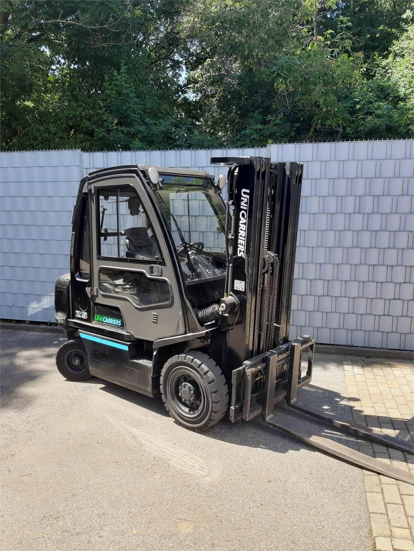 Unicarriers DX 25 Diesel, Diesel Stapler, Flurförderzeuge