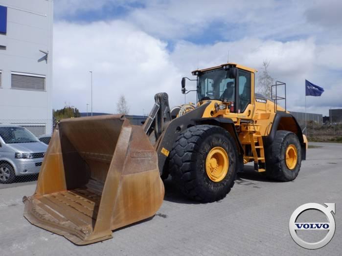 Volvo L 220 H, Wheel Loaders, Construction Equipment