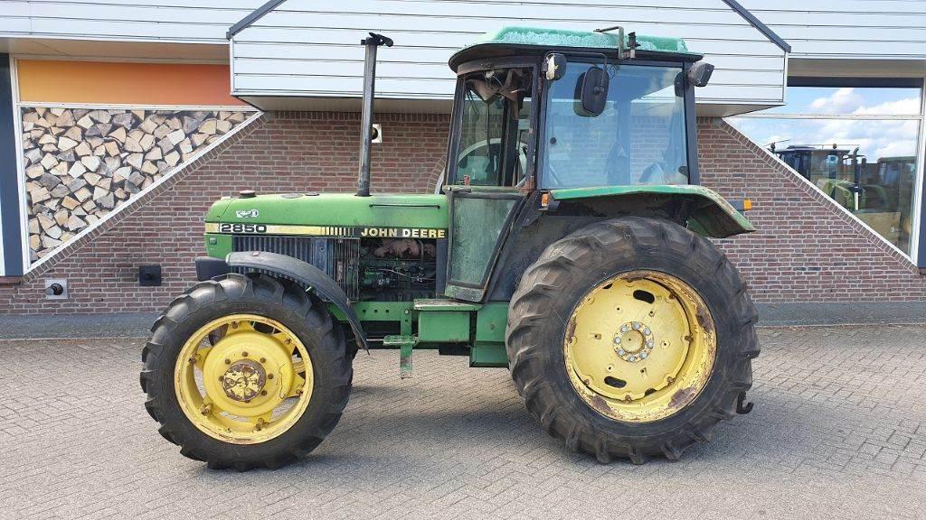 John Deere trekker 2850, Tractors, Agriculture