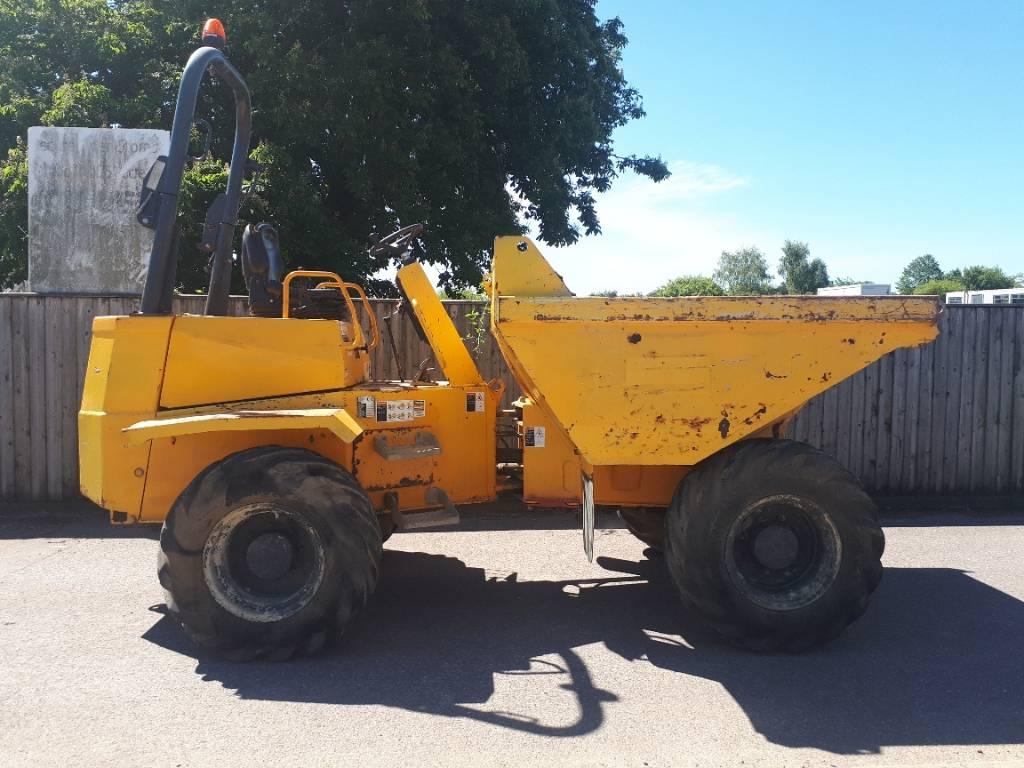 Thwaites 6 tonne, Site dumpers, Construction