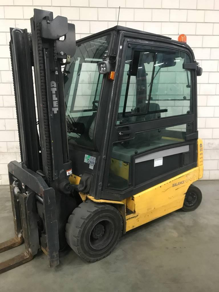 UniCarriers G1Q2L30T, Electric forklift trucks, Material Handling