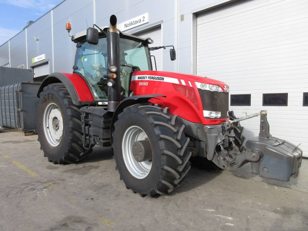 Massey Ferguson 8690 Dyna VT, Tractors, Agriculture