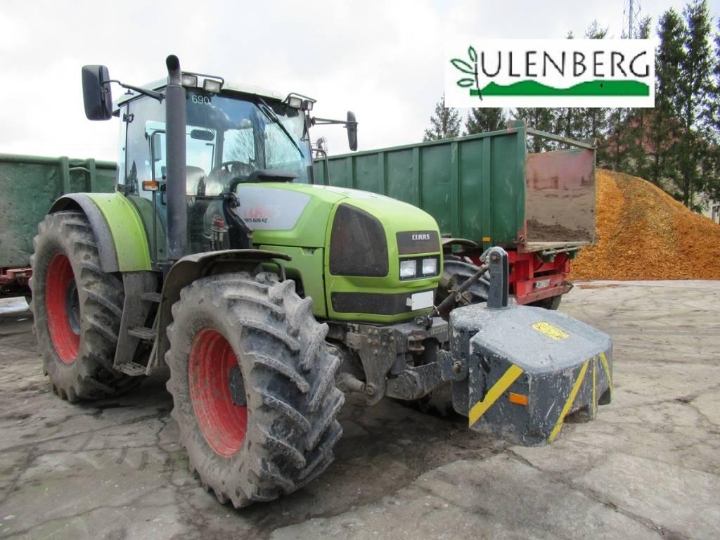 CLAAS Ares 826 RZ, Traktory, Maszyny rolnicze
