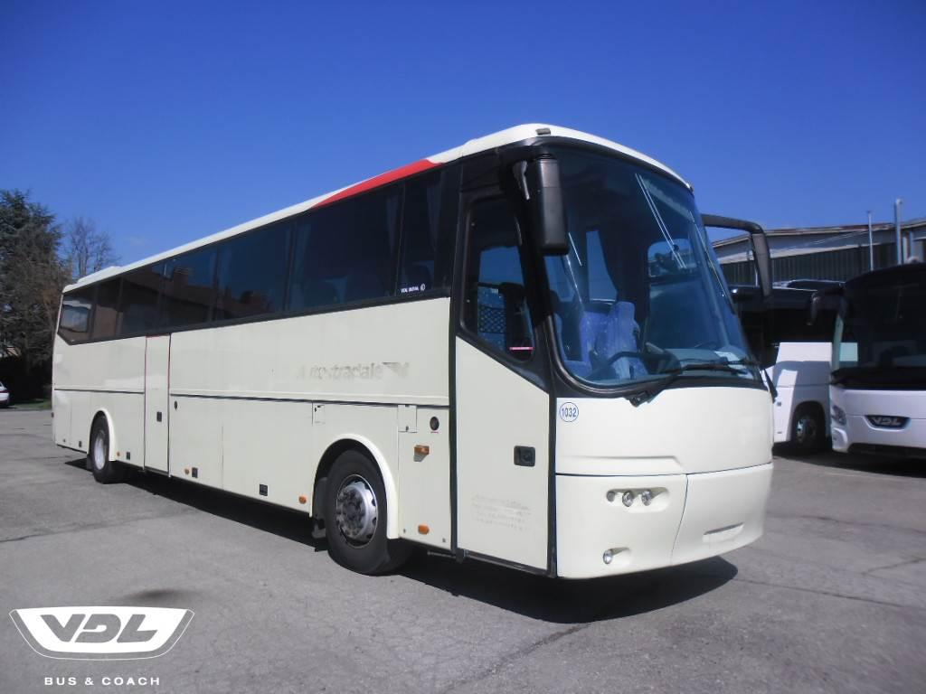 VDL BOVA Futura FHD 127-365, Zájezdové autobusy, Vozidla