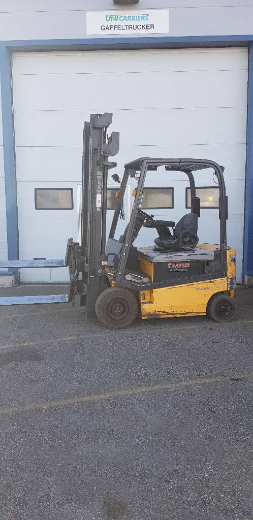 Atlet EH25, Elektriske trucker, Truck