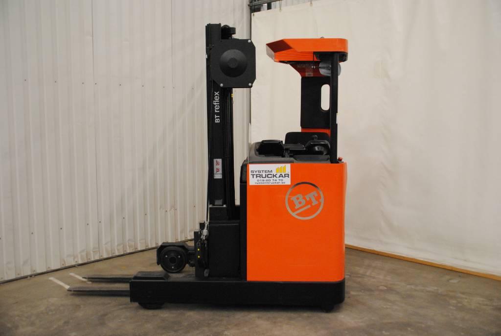 BT RRE 120M, Skjutstativtruck, Materialhantering