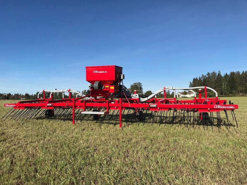 CMN 6m Såmaskin - Ugrasharv, Såmaskiner, Landbruk