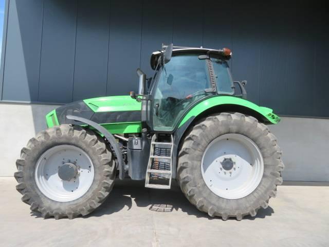Deutz-Fahr AGROTRON TTV630, Tractoren, Landbouw