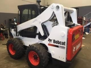 Bobcat S650, Liukuohjatut kuormaajat, Maarakennus