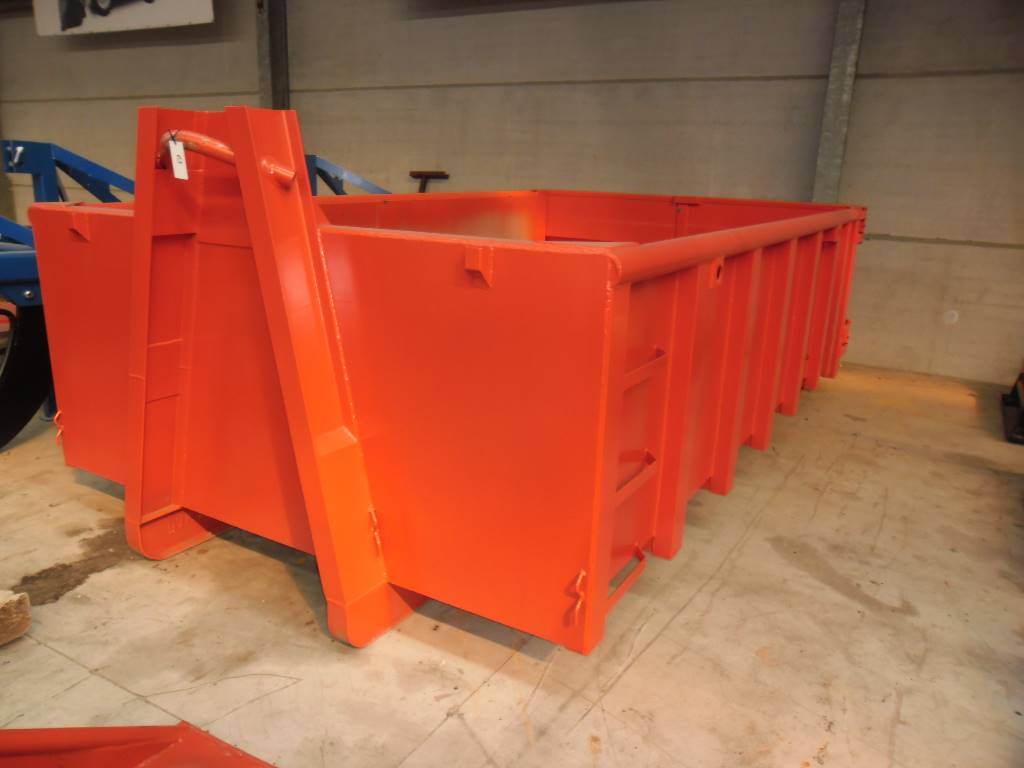 Containerbak 9M3, Kipperaanhangers, Landbouw