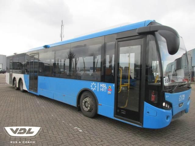 VDL Citea XLE-145/310, Городские автобусы, Транспортные средства