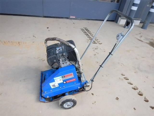 [Other] Fastverdini DA 32 mit Hatz Diesel, Plate Compactors, Construction Equipment