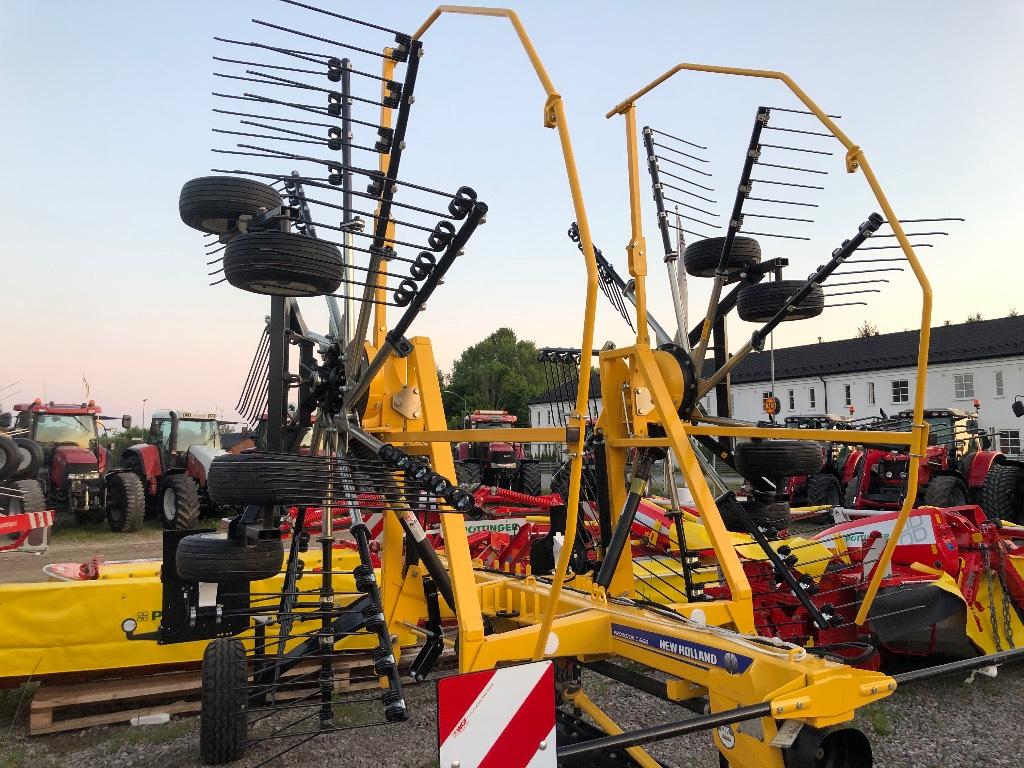 New Holland Prorotor C 660 strängläggare ny!, Strängläggare, Lantbruk